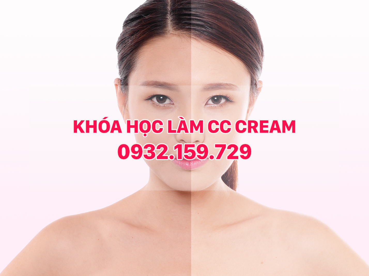 Khóa học làm cc cream