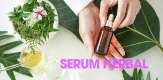 Khóa học làm serum thảo dược